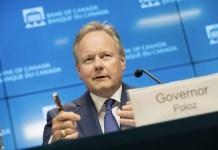 스티븐 폴로즈, Bank of Canada