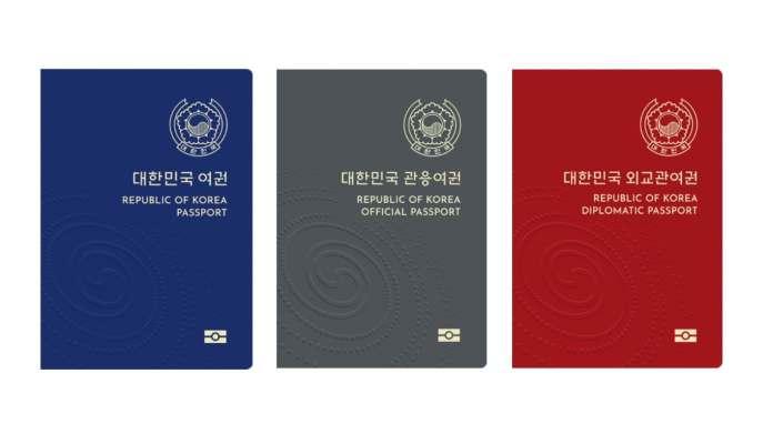 한국 여권 2020년