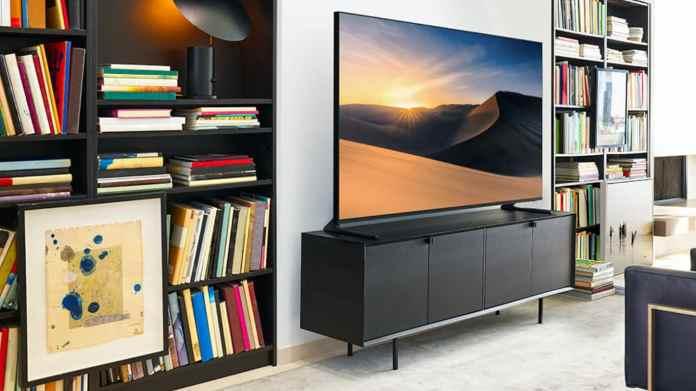 삼성 QLED 8K TV