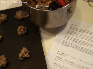 cookies and philippians