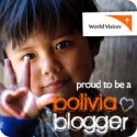 Proud to be a Bolivia Blogger