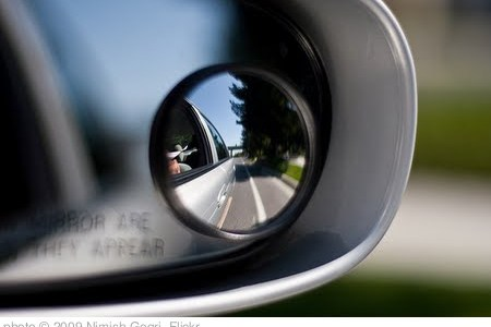 'blind spot' photo (c) 2009, Nimish Gogri - license: http://creativecommons.org/licenses/by/2.0/