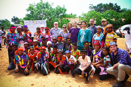 team and youth in Willuwa