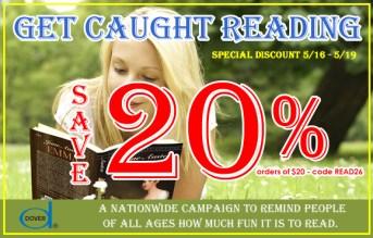 Dover Publications Little Books sale plus a coupon code
