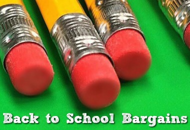 Back to School Bargains Aug 13-19 2017