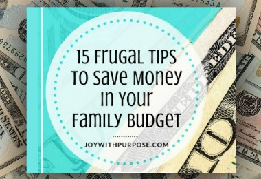 Here are my favorite ways to economize and live cheaply