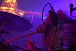 Deap Vally drums (8)