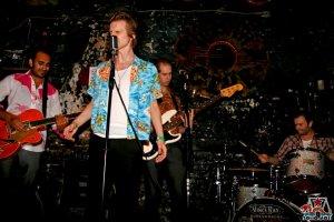 Burning Condors 12 Bar Club