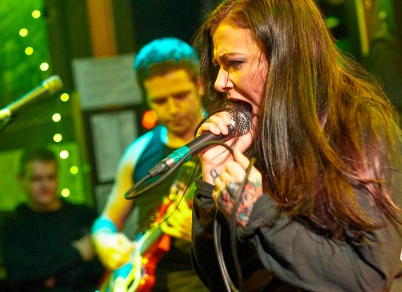 Healthy Junkies & more at The Monarch • Camden Rocks Presents