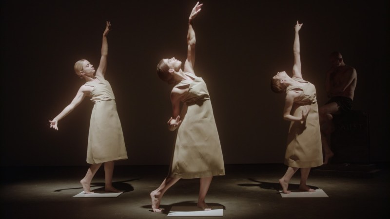 Dance scene with Mephisto (Medium)