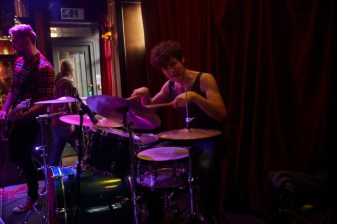 Playmaker perfroming at Camden Rocks presents at the Monarch in Camden