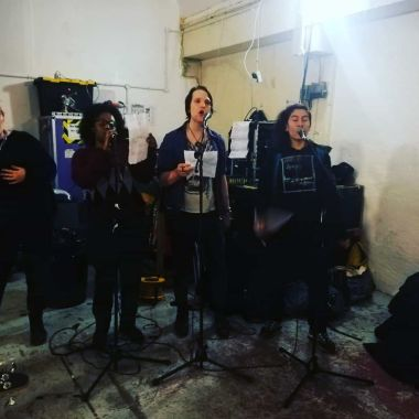 first timers vocals