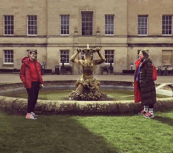Roxys at Oxford University