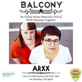arxx balcony