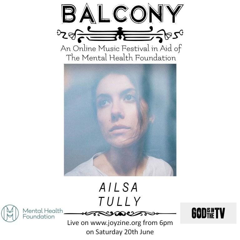 ailsa tully balcony festival for mental health foundation