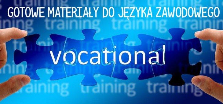 Pierwsze lekcje JOZ – kształcenie zawodowe i ogólne oraz skąd brać materiały