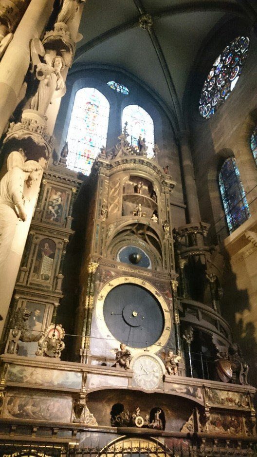 Strasbourg cathedral clock; a medieval masterpiece