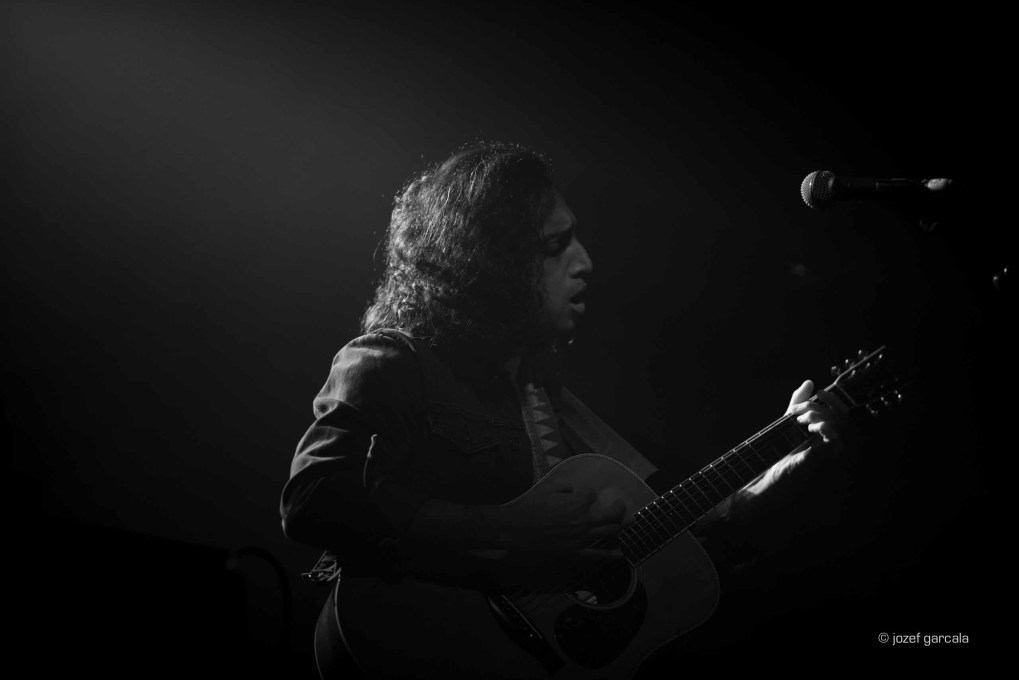 Mumbai's Nikhil D'Souza performing at Village Underground
