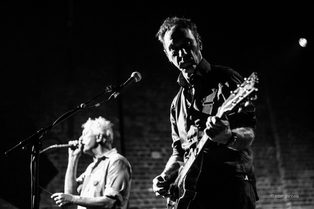 American indie rock band Guided By Voices onstage at Village Underground by Jozef Garcala Photography