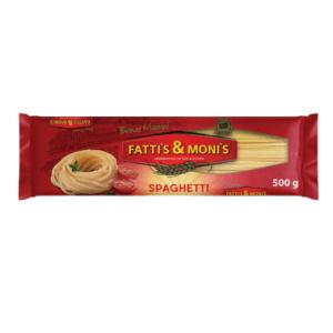 Fatti's and Moni's Spaghetti 500g x 20