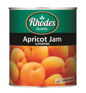 Apricot Jam Smooth 3.75kg