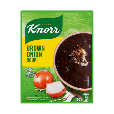 Knorr Brown Onion Soup 50g x 10