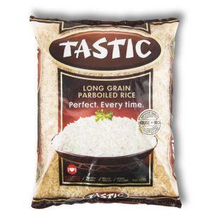 Tastic Parboiled Rice 5kg