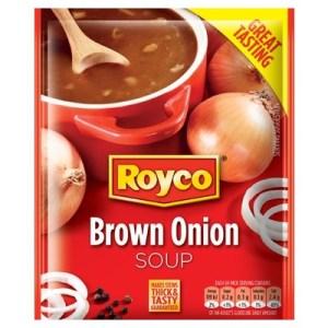 Royco Brown Onion Soup 50g x 10