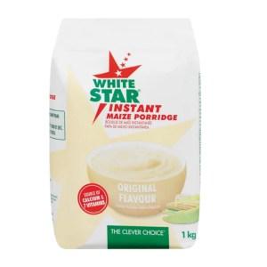 White Star original Instant porridge 1kg
