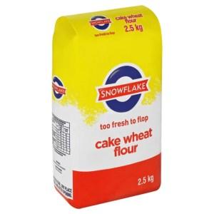Snowflake Flour 2.5kg