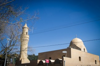 Muslim Temple Montroux