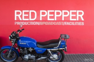 Red Pepper Wall