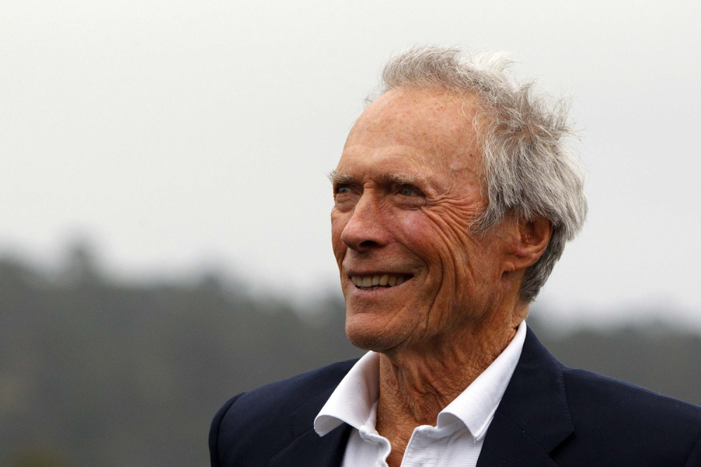 Clint Eastwood reportedly has a new girlfriend and she's already