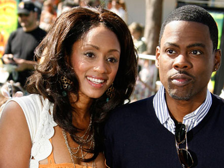 Comedian Chris Rock and wife split after nearly 20 years of