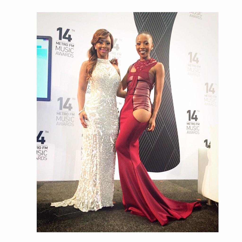 Metro fm awards 2018 dresses in style