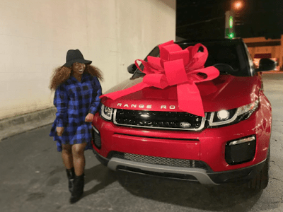 Lil Wayne Gifts Daughter 2016 Range Rover As 17th Birthday Gift