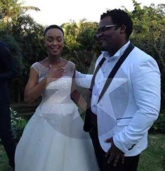 Nandi Mngoma and Zakes Bantwini