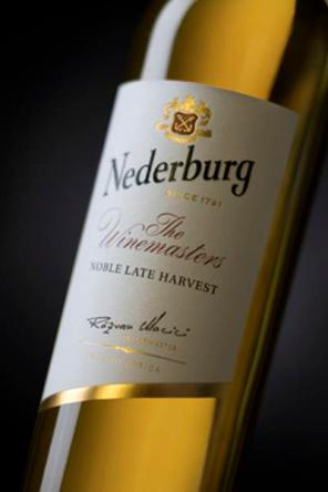 Nederburg The Winemasters Noble Late Harvest NV styled LR (Copy)
