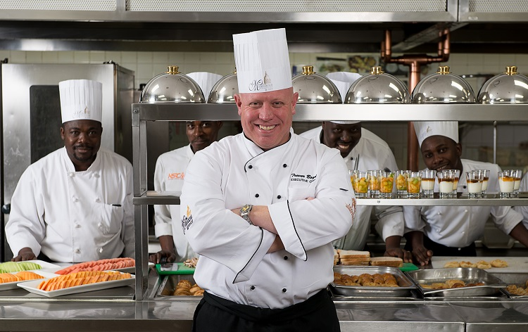 Interview: Why Chef Trevor Boyd loves cooking South African food #ChefOfTheDay #JoziChefs #TopChefs