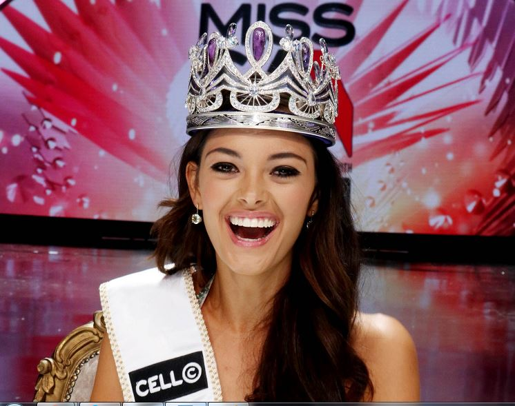 Interview with Demi-Leigh Nel-Peters @Official_MissSA 2017 @DemiLeighNP @SunCityResortSA @MillionThrills