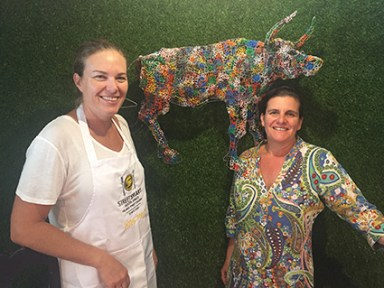 Natalie Eray and Jacqui Carter-Johnson, Nguni Owners LR