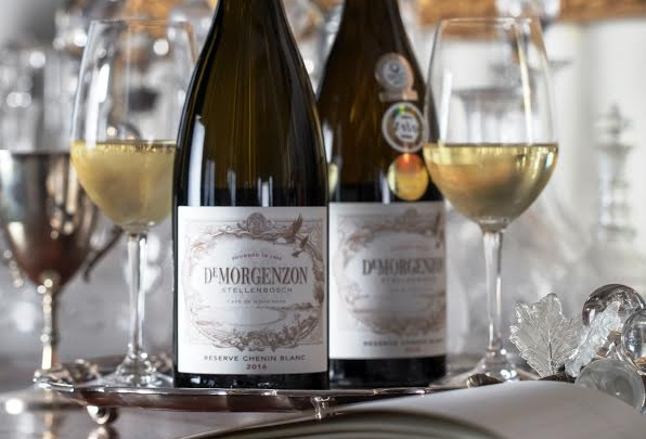 Top award for DeMorgenzon confirms its position as SA's finest white wine producer @DMZwine