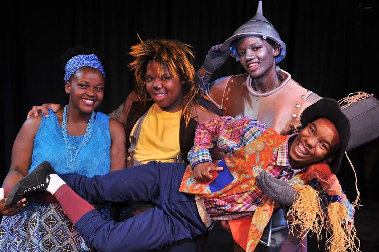 THE WIZ will be on The Mandela Stage @JoburgTheatre from Friday 9 March  - Sunday 11 March.@NSAART #NSAFestival  #NSATheWIZ  #NSADrama