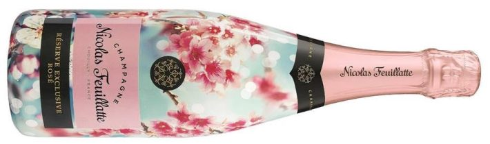 CHAMPAGNE NICOLAS FEUILLATTE RÉSERVE EXCLUSIVE ROSÉ WineJoziStyle ChampagneJoziStyle Edward Chamberlain-Bell (3)