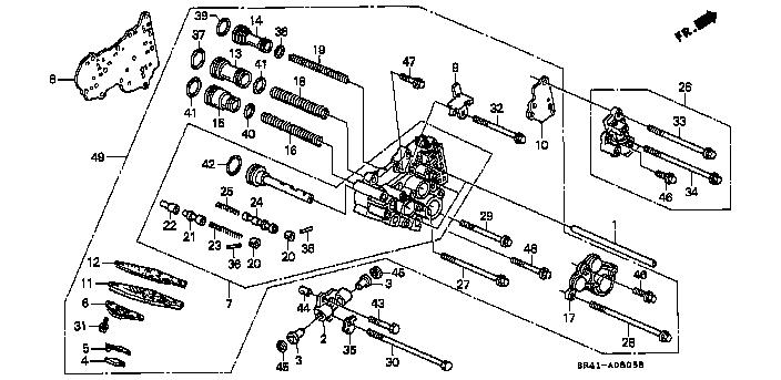 Eg8 Civic D15b Engine. Diagram. Auto Wiring Diagram