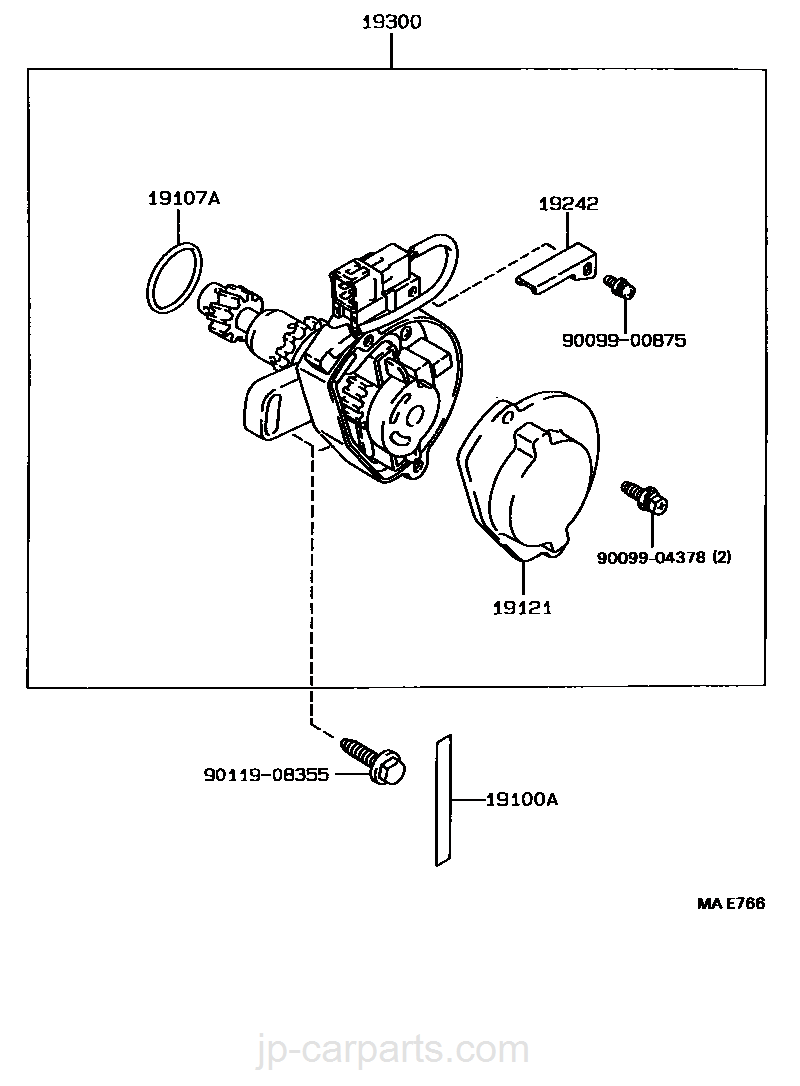 2001 pontiac bonneville engine diagram