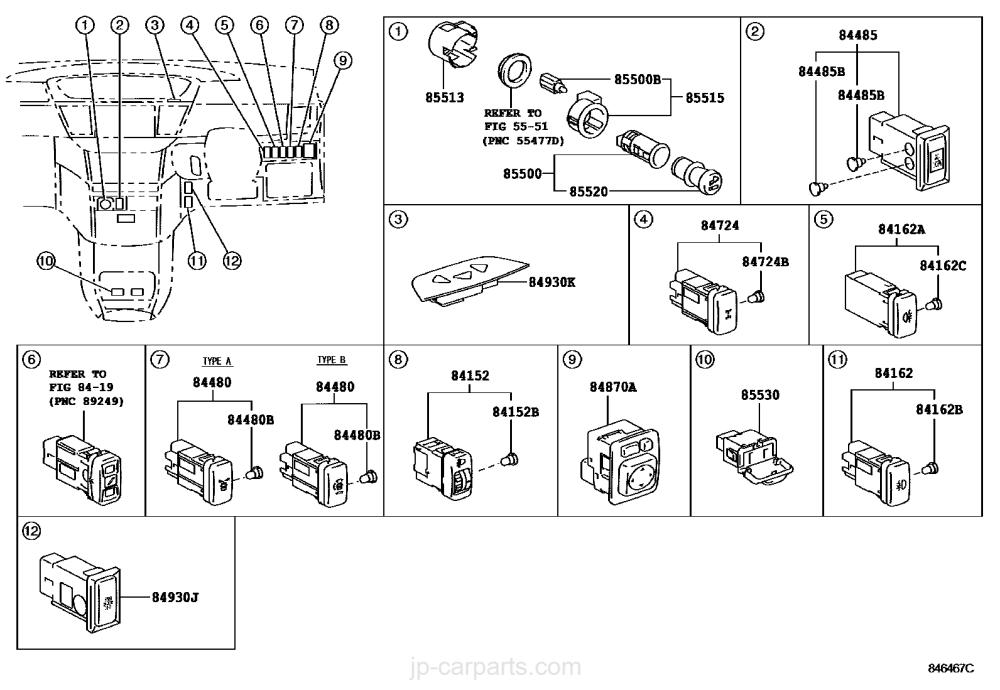 medium resolution of toyota noah fuse box schematics wiring diagrams u2022 rh schoosretailstores com toyota rav4 fuses description of