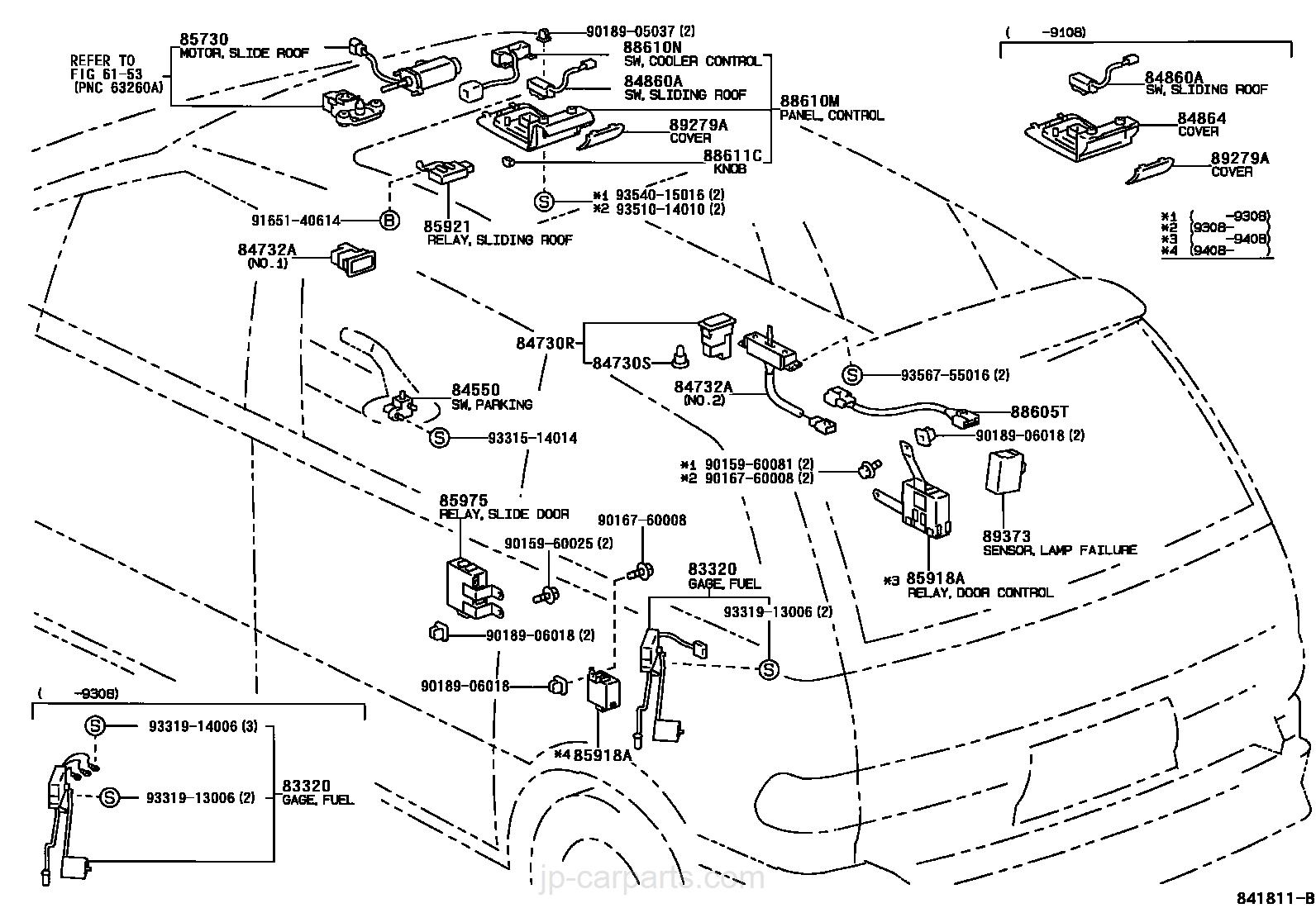 hight resolution of wiring diagram toyota estima 41 alphatrend co u2022wiring diagram toyota estima images gallery toyotum granvium