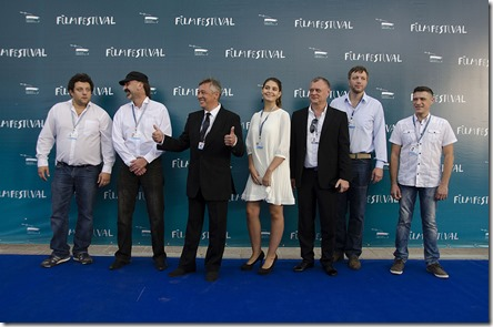 Михаил Ефремов и его команда