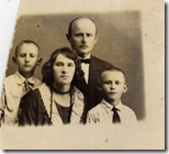 Семья кресного Щигельские